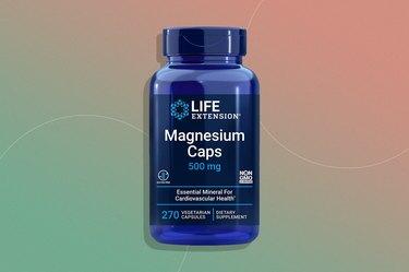 Life Extension Magnesium Caps