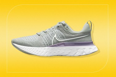 Nike React Infinity Run Flyknit 2 as one of the best running shoes of 2021