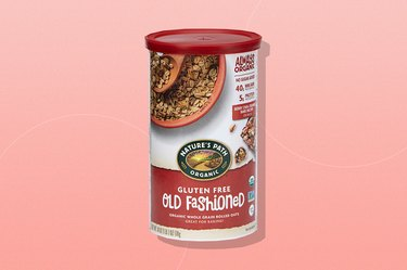 Nature's Path Gluten-Free Whole Rolled Oats
