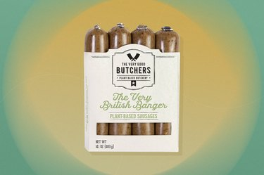 Very Good Butchers Apple & Sage Bangers