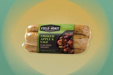 A photo of Field Roast's Smoked Apple & Sage