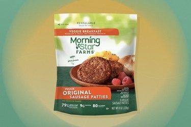MorningStarFarms Original Veggie Sausage Patties