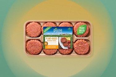 Pure Farmland Plant-Based Breakfast Patties