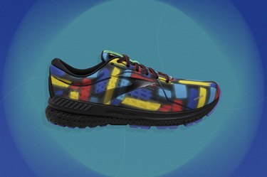 Brooks Adrenaline running shoe for flat feet