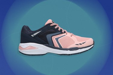 Dr. Scholl's Blitz Walking Sneaker for flat feet