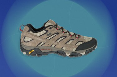 Merrell Moab 2 hiking shoe for flat feet