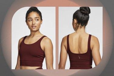 Nike Infinalon Crop Top