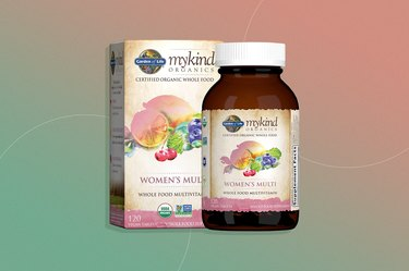 MyKind Organics Women's Once Daily multivitamin