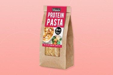 Lulupasta Orzo Protein Pasta