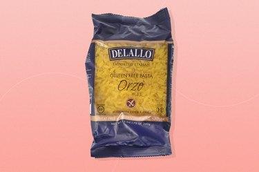 Delallo Gluten Free Corn & Rice Pasta Orzo