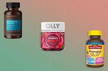 Three of the top 10 multivitamins for women