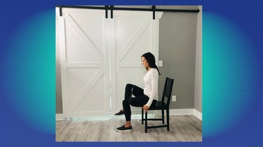 Move 2: Seated March