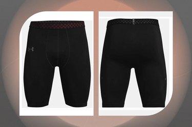 Men's UA RUSH Seamless Long Shorts
