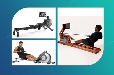 best rowing machines for abs