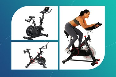 best stationary bikes for abs