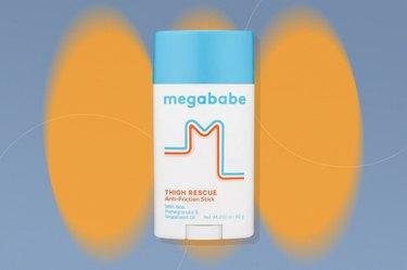 Megababe Thigh Rescue Anti-Chafe Stick