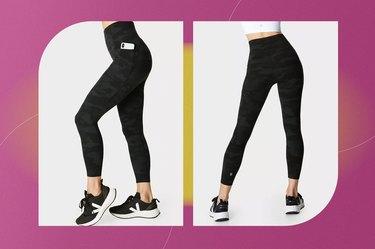 Sweaty Betty High-Waisted 7/8 Workout Leggings