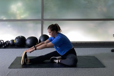 Move 4: Hamstring Stretch