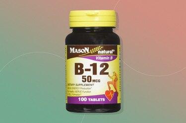 Mason Natural Vitamin B12
