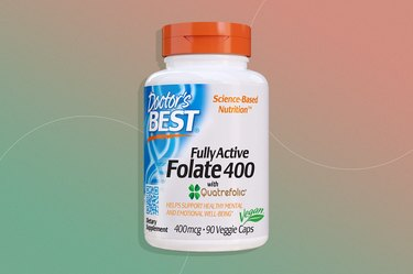 Doctor's Best Fully Active Folate 400