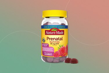Nature Made Prenatal Gummies