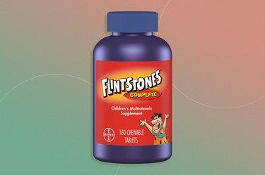 Flintstones Complete Children's Multivitamin Supplement