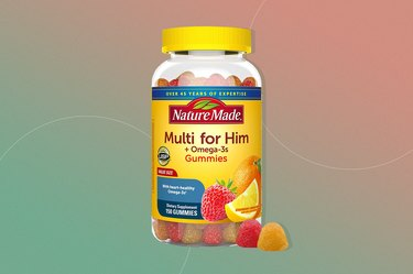 Nature Made Multi for Him + Omega-3s