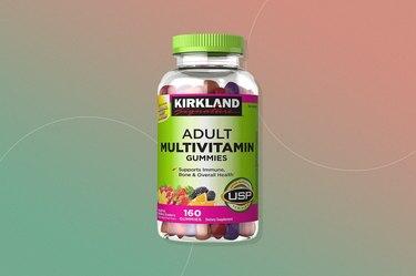 Kirkland Adult Multivitamin Gummies