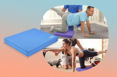 Yes4All Foam Exercise Pad