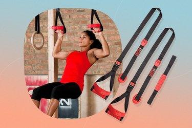 Lifeline Jungle Gym Suspension Trainer System