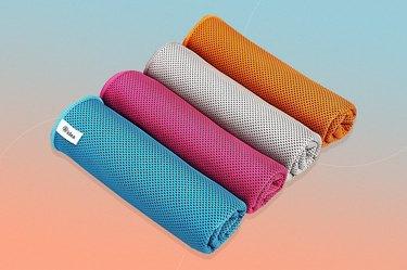 AIDEA 4PK Cooling Towel
