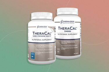 Theralogix TheraCal Bone Health Supplement