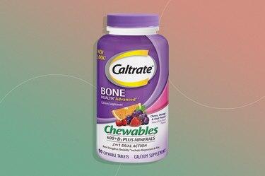 Caltrate 600+D3 Plus Minerals Chewable supplement