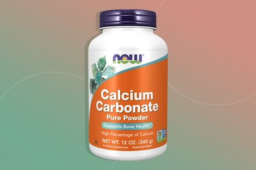 NOW Calcium Carbonate Powder