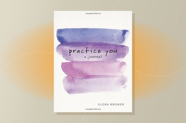 Practice You guided journal for healing