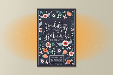 Good Days Start With Gratitude Journal for healing