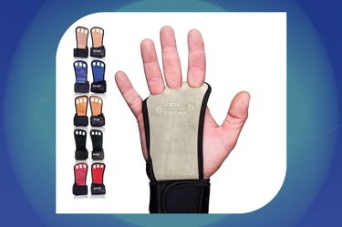 Fit Vikings Workout Gloves with Wrist Wraps