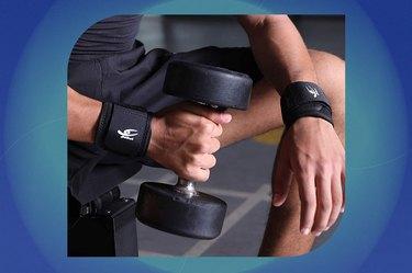 HiRui Wrist Compression Strap