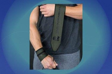 Gymreapers Strength Wrist Wraps