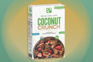 NUCO Coconut Crunch gluten-free