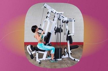 Body-Solid StrengthTech EXM2500S