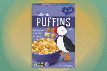 Barbara's Multigrain Puffins gluten-free Cereal