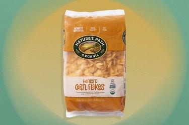 Nature's Path Honey'd gluten-free Corn Flakes