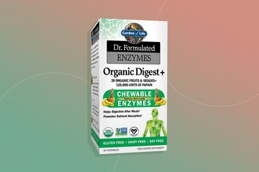 Garden of Life Organic Chewable Enzyme Supplement