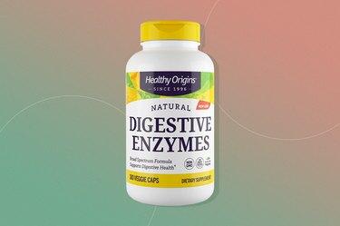 Healthy Origins Digestive Enzymes