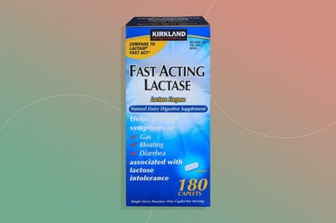 Kirkland Fast Acting Lactase