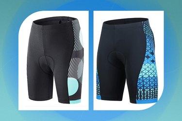 Beroy Cycling Shorts With Padding