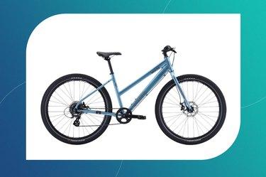 Breezer Midtown 1.7 ST Hybrid Bike