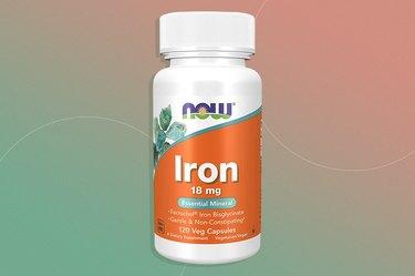 Now Iron pills