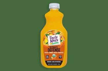 Uncle Matt's Orange Defense Turmeric & Probiotics Orange Juice Beverage